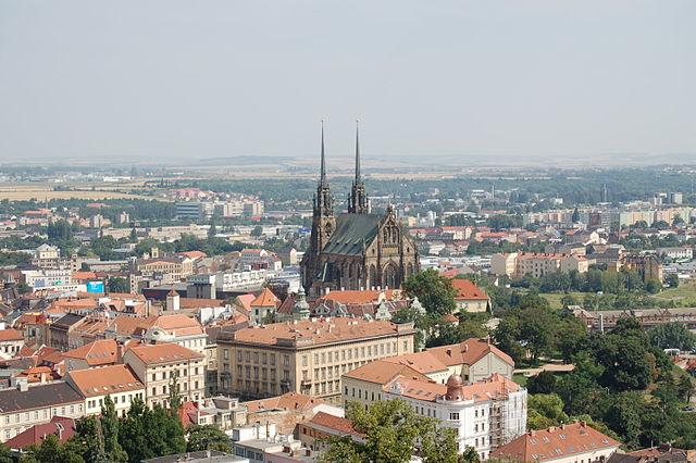 Brno autor: Norbert Aepli zdroj: Wikimedia commons