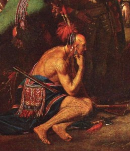 divosi Benjamin_west_Death_wolfe_noble_savage zdroj-wikimedia commons