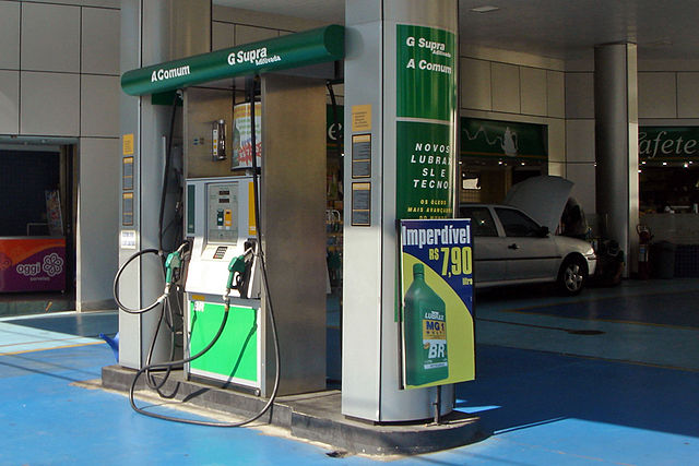 Eko pumpa autor: Mariordo zdroj: Wikimedia commons