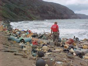 Znečištění moře autor: NOAA zdroj: Wikimedia commons