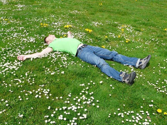 Relaxace autor: Hans zdroj: Pixabay.com