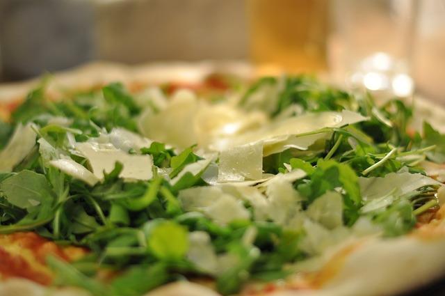 Vegetariánská pizza autor: jgojtan zdroj: Pixabay.com