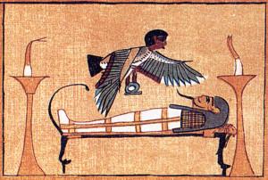 Egypt Ba zdroj: Wikimedia commons