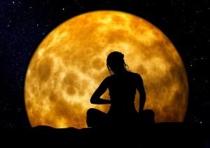 Meditace autor: Geralt zdroj: Pixabay.com