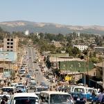 Rychle se rozvíjející Etiopie se zazelená