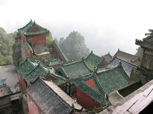Wudangshan autor: Seth Kramer zdroj: Wikimedia commons