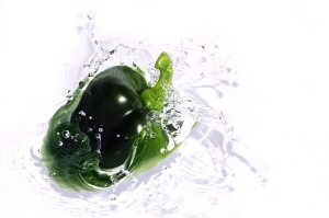 Zelenina paprika autor: Inspiredimages zdroj: Pixabay.com