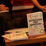 Video ze křtu knihy Astrologie pro samouky