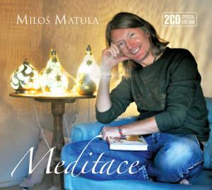 Miloš Matula CD Meditace