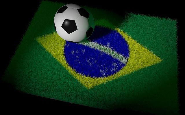 Brazílie autor: DasWorgewand zdroj: Pixabay.com