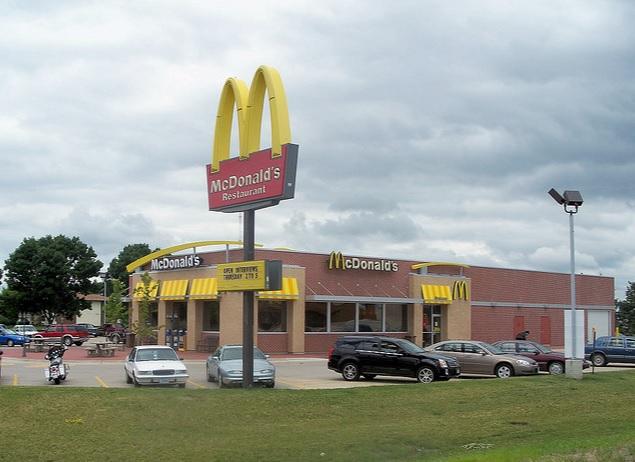 McDonald's autor: nnecapa zdroj: Flickr.com
