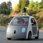 Google chystá auto, které se řídí samo