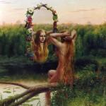 Bytosti přírody – vlnění na hraně skutečna apohádky