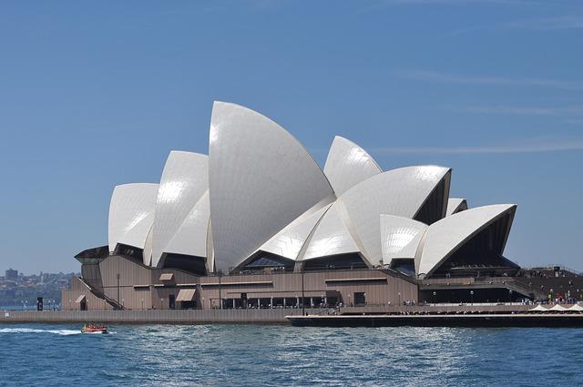 Australské Sydney zdroj: Pixabay.com