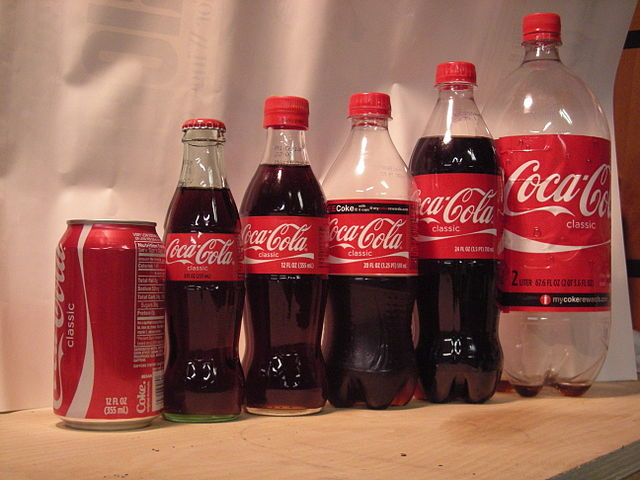 Coca-Cola zdroj: Wikimedia Commons