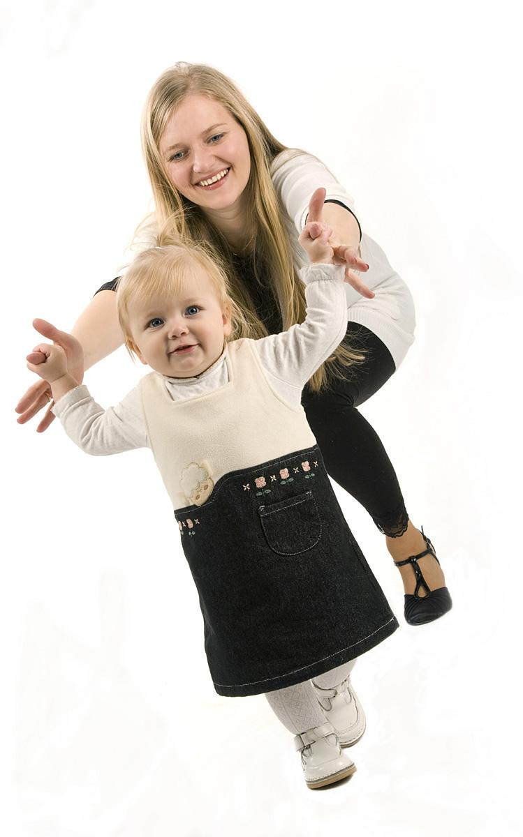 Na mateřské dovolené je důležitá každá koruna